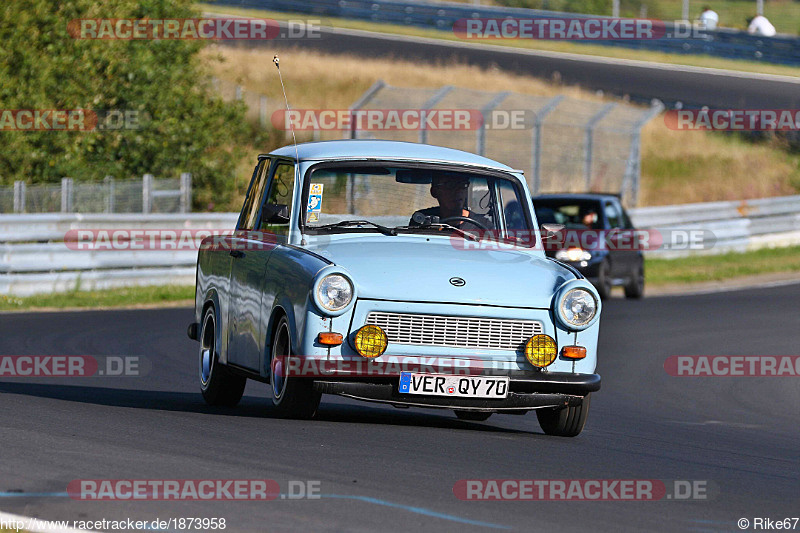 Touristenfahrten, Nürburgring, Fotos, Trabant