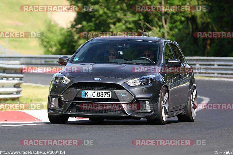Touristenfahrten, Nürburgring, Nordschleife, Fotos, Ford