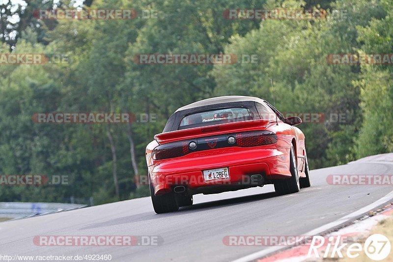 Touristenfahrten, Nürburgring, Fotos, Pontiac
