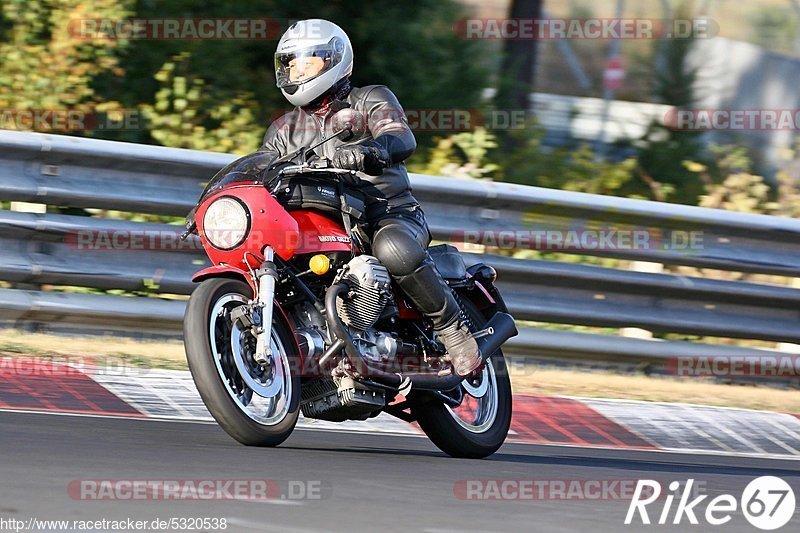 Touristenfahrten, Nürburgring, Fotos, Moto Guzzi