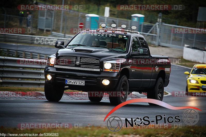 Touristenfahrten, Nürburgring, Fotos, Dodge