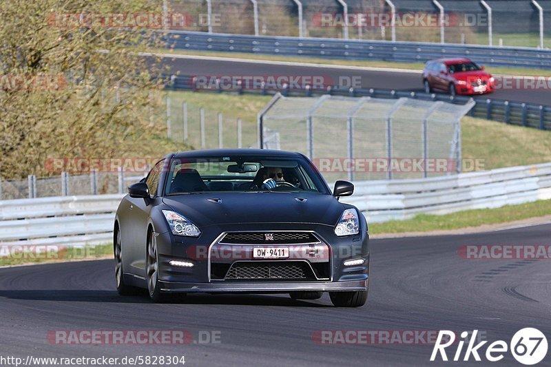 Touristenfahrten, Nürburgring, Nordschleife, Fotos, Nissan
