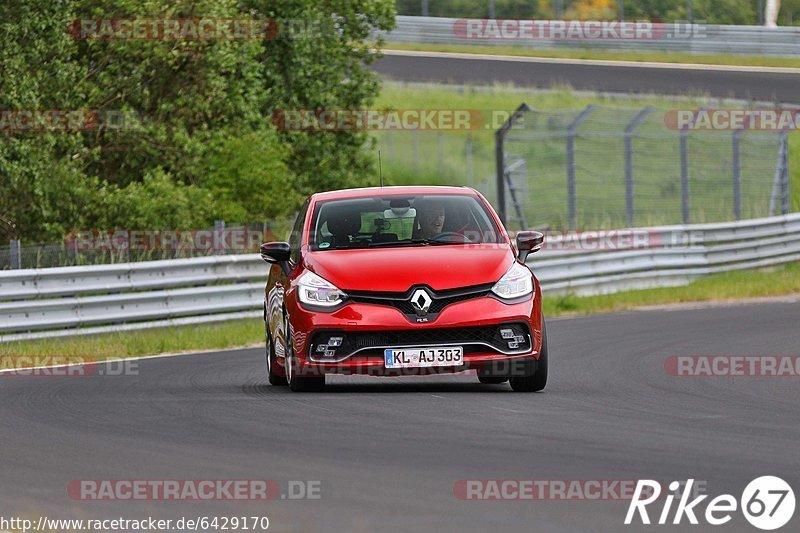 Touristenfahrten, Nürburgring, Nordschleife, Fotos, Renault