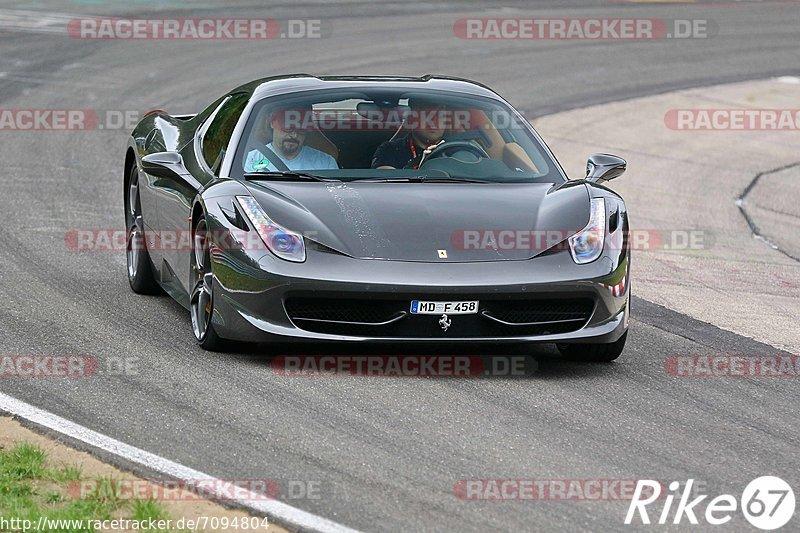 Touristenfahrten, Nürburgring, Nordschleife, Fotos, Ferrari