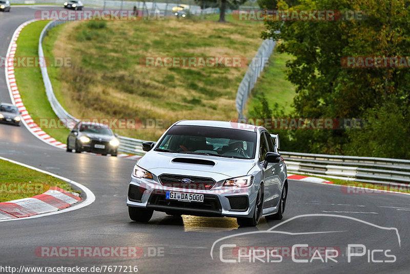 Touristenfahrten, Nürburgring, Nordschleife, Fotos, Subaru