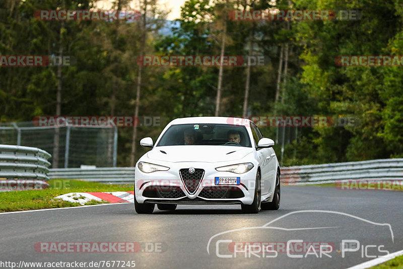 Touristenfahrten, Nürburgring, Nordschleife, Fotos, Alfa Romeo
