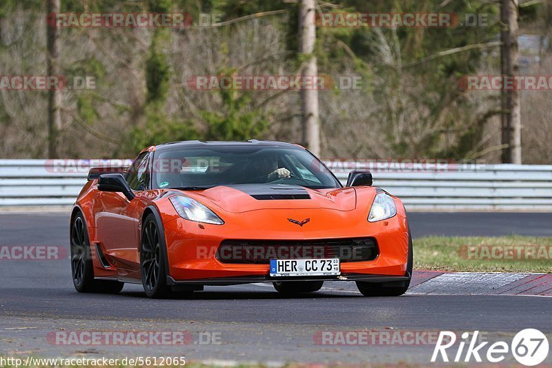 Touristenfahrten, Nürburgring, Nordschleife, Fotos, Corvette