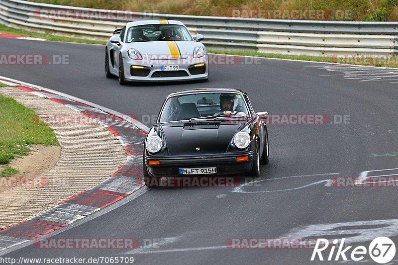 Trackdays, Porsche