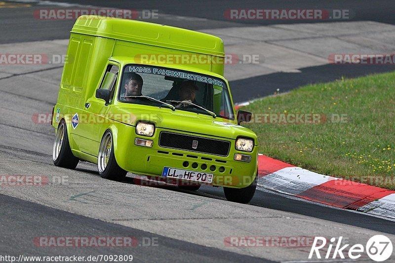 Trackdays, Fiat-Abarth