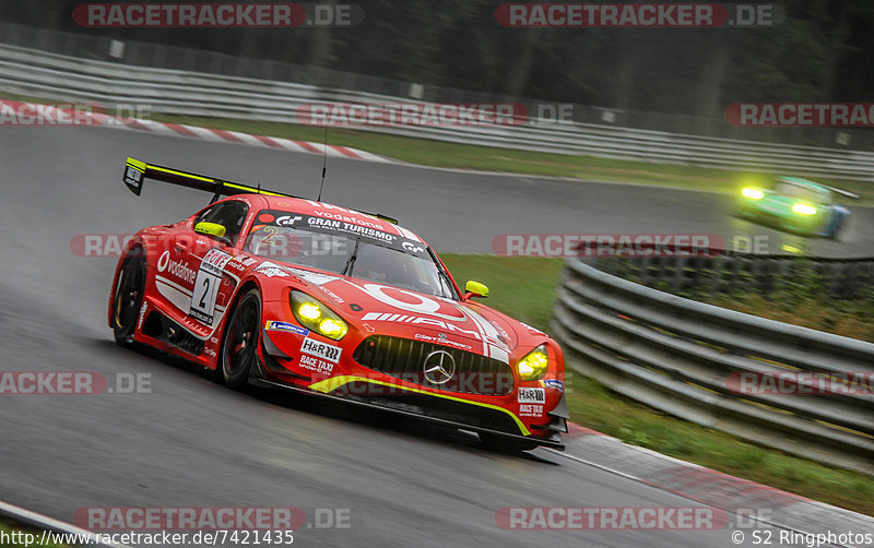 VLN, Langstreckenmeisterschaft, Nürburgring, Mercedes-Benz