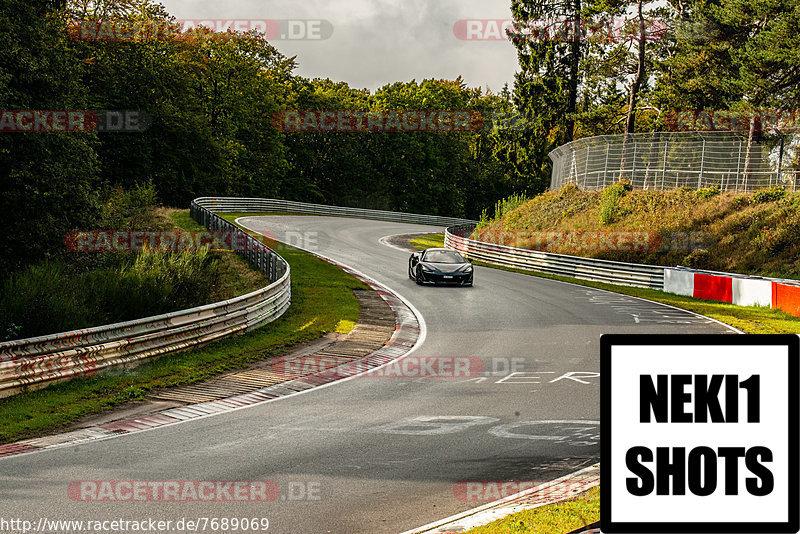 Trackdays, McLaren