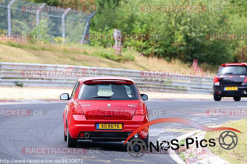 Touristenfahrten, Nürburgring, Fotos, Suzuki