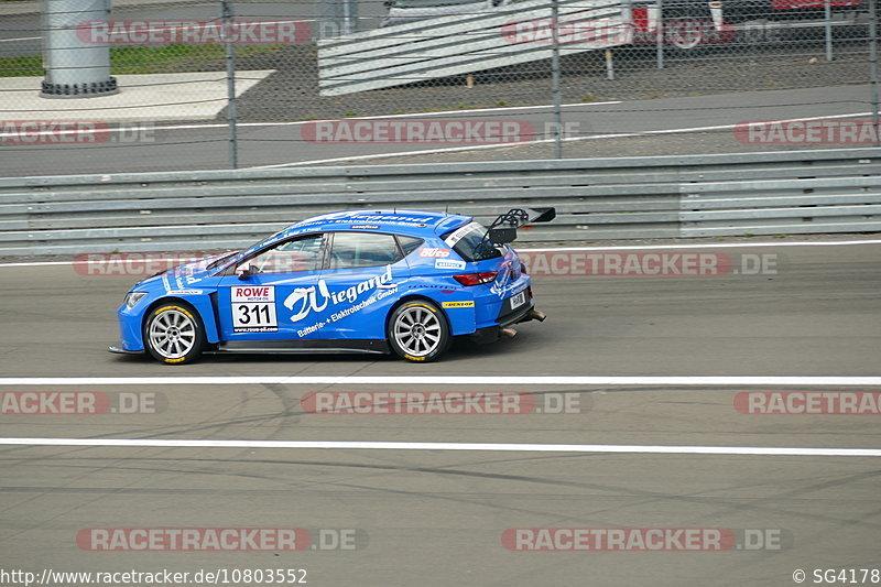 VLN, Langstreckenmeisterschaft, Nürburgring, Seat
