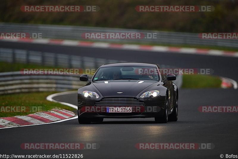 Touristenfahrten, Nürburgring, Fotos, Aston Martin
