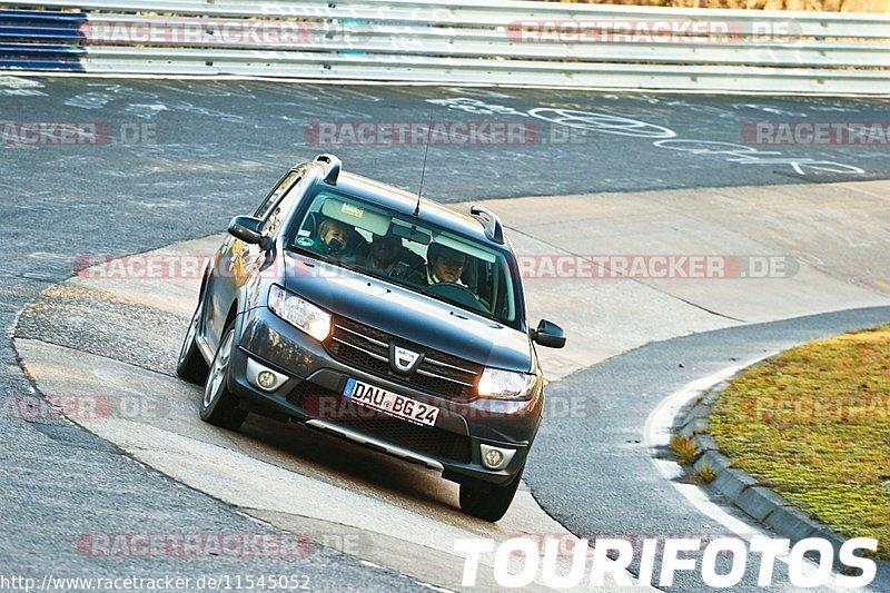 Touristenfahrten, Nürburgring, Fotos, Dacia