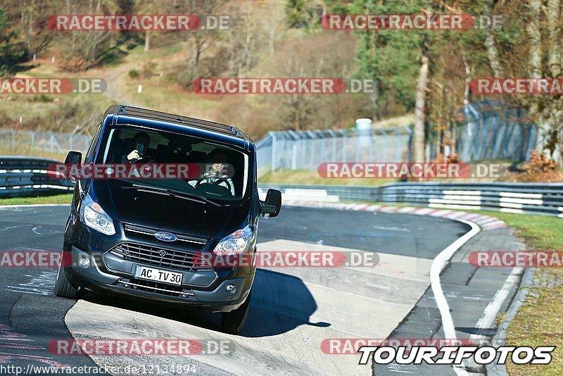 Touristenfahrten, Nürburgring, Fotos, Ford