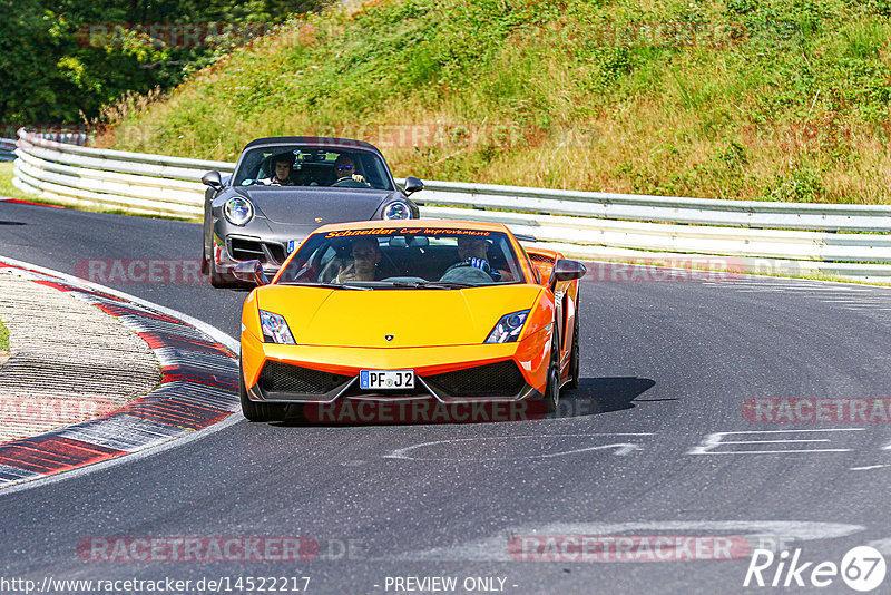 Touristenfahrten, Nürburgring, Fotos, Lamborghini