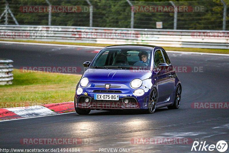 Touristenfahrten, Nürburgring, Fotos, Fiat-Abarth