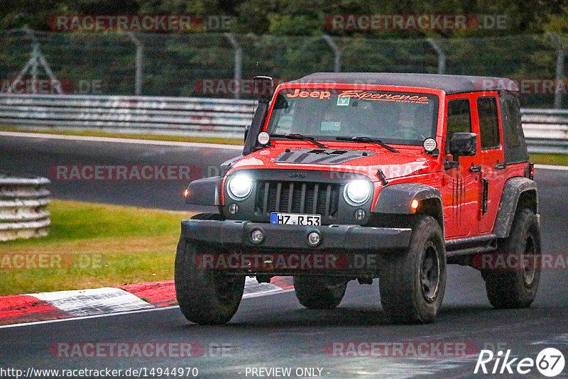 Touristenfahrten, Nürburgring, Fotos, Jeep