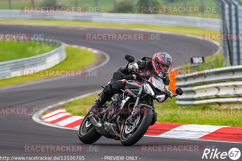 Touristenfahrten, Nürburgring, Fotos, Triumph